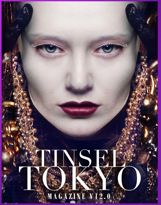 Tinsel Tokyo Magazine. Judy Pak Chung Photography.
