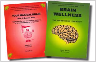 Gary's books