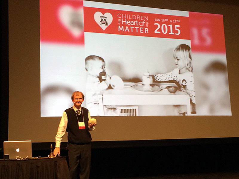 Keynote for Heart & Stroke Foundation