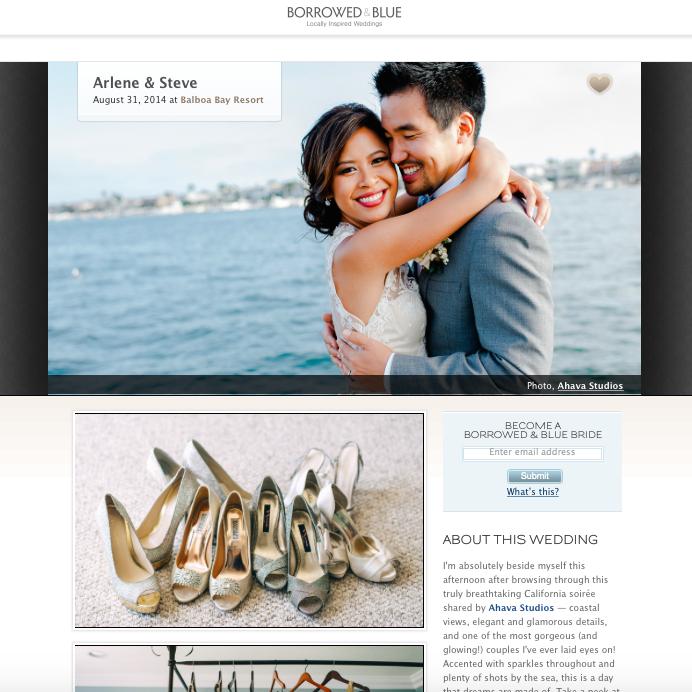 Arlene and Steve: Balboa Bay Resort