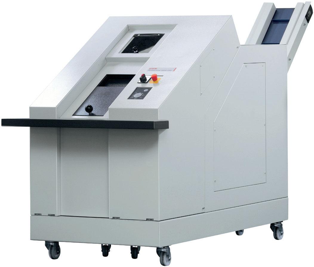 HDS-230 shredder