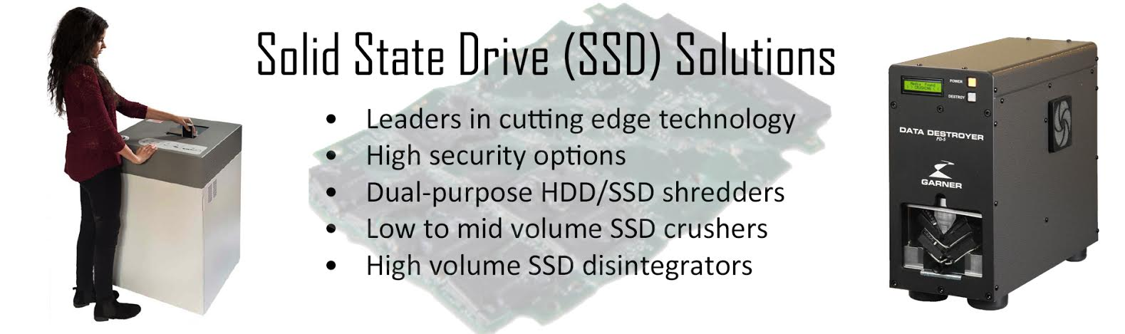 Solid State Drive (SSD) Solutions