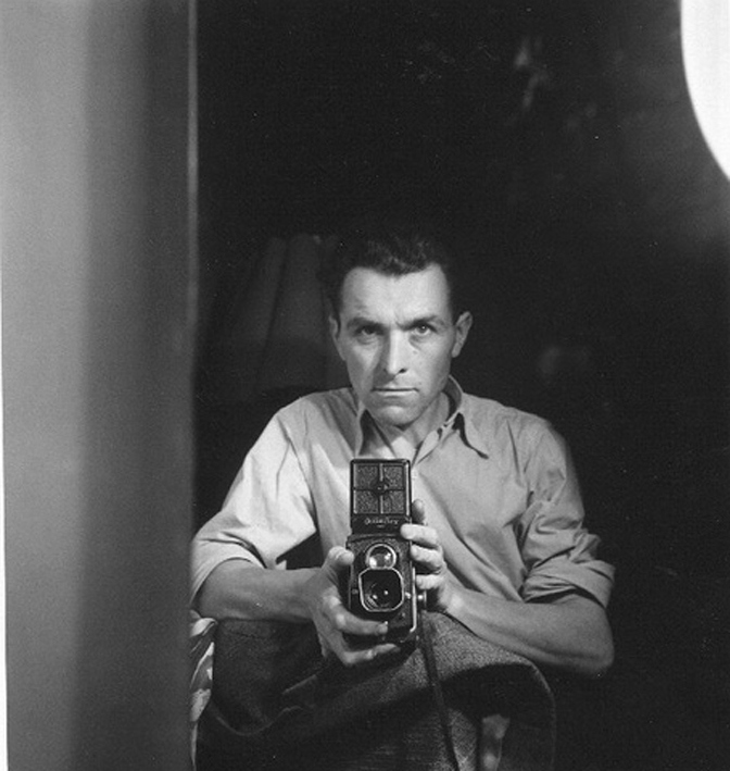 robert-doiseneau-self-portrait-1947