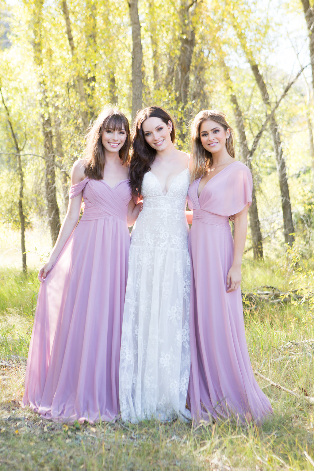 Allure Bridesmaids -
