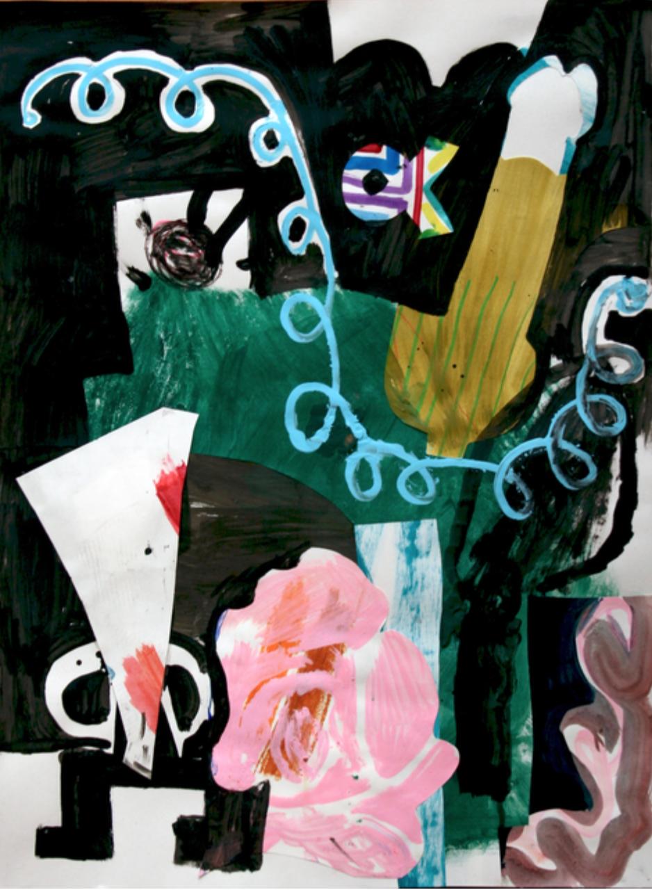 Untitled #1, Sofia Hager GALLERY: Fanny Allie + Ketta Ioannidou