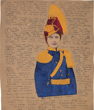 Henry Darger: Author/Artist - through May 29@ Intuit  Chicago
