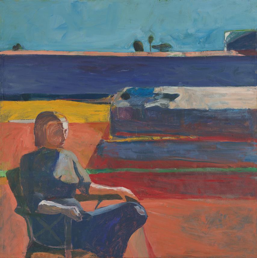 Matisse /Diebenkorn - through May 29@ SF Moma