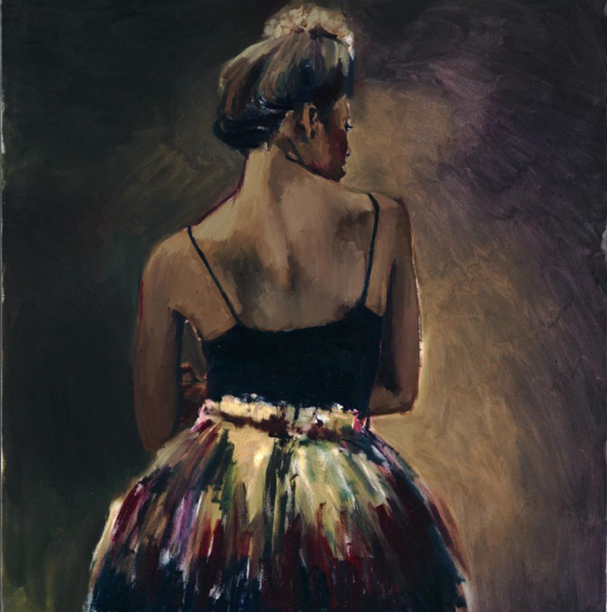 Lynette Yiadom-Boakye:Under-Song for a Cipher - through September 3rd@ The New Museum// New York City