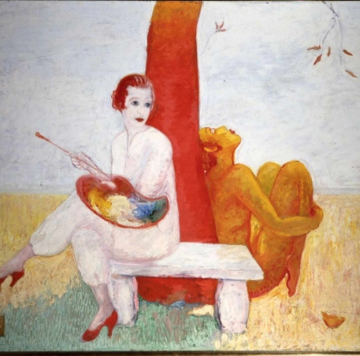 Florine Stettheimer:Painting Poetry - through September 24th@ The Jewish Museum// New York City