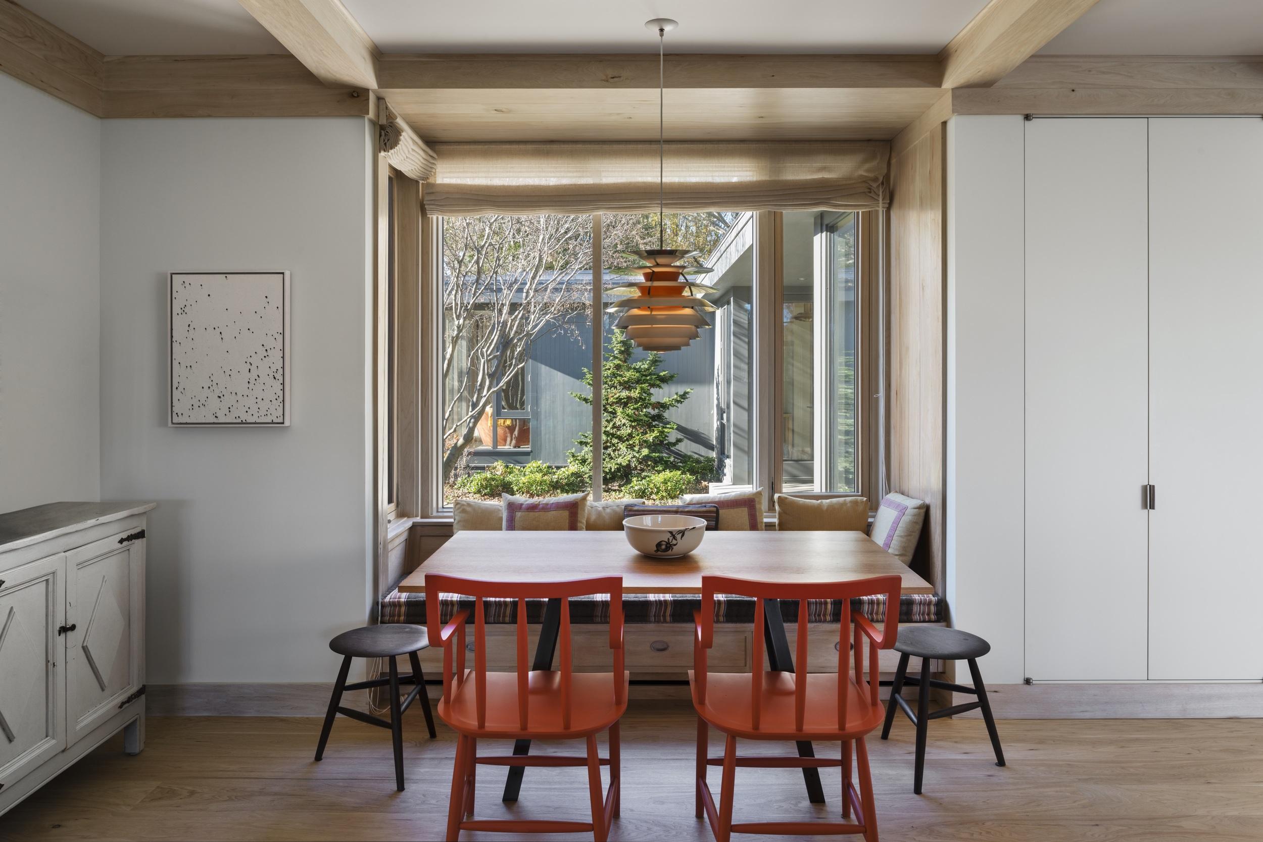 Interiors by Ellen Hanson Designs, photography by Raimund Koch, 2015