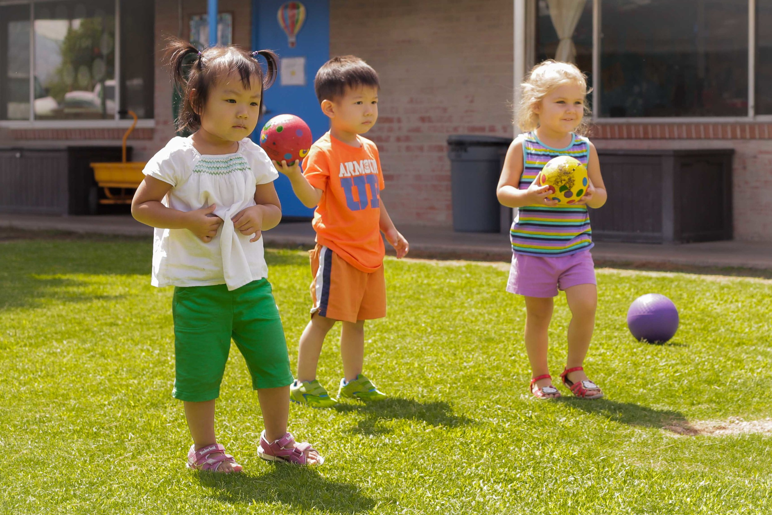 Tucson Happy Trails Preschool