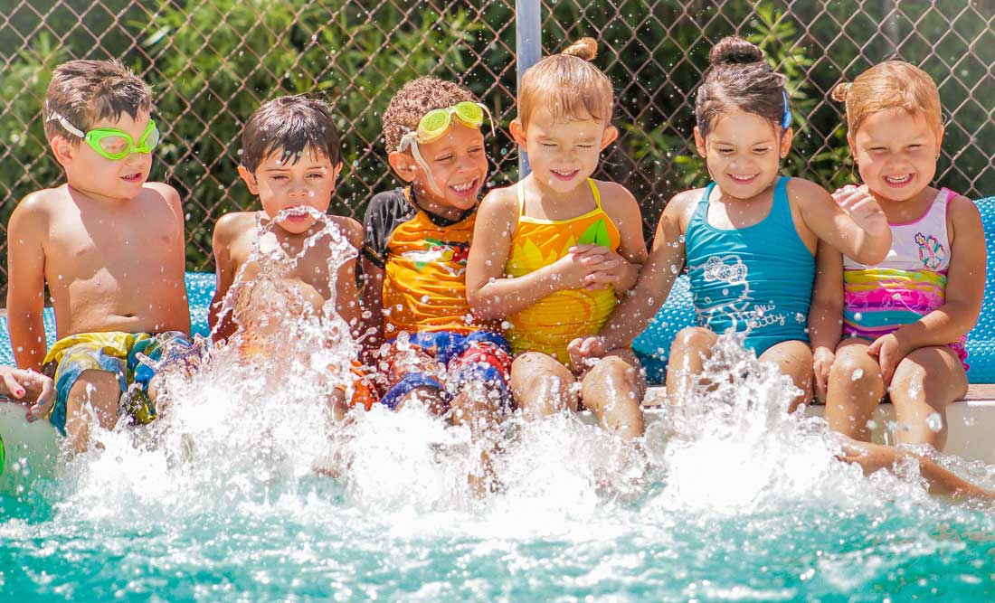 Tucson Preschool Swimming Program