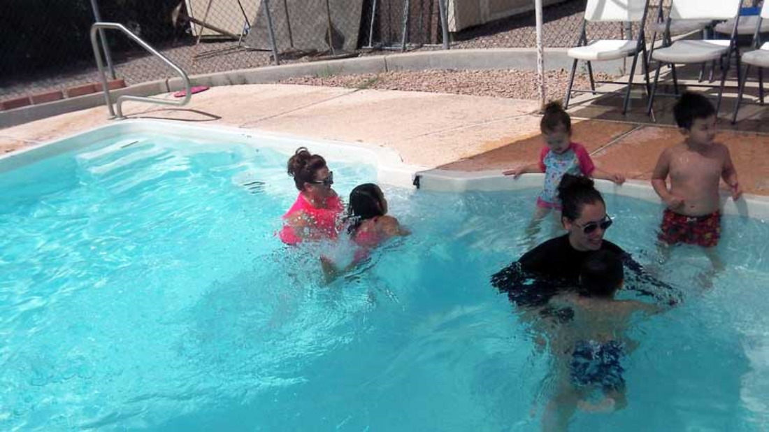 Tucson Preschool Swimming Teachers