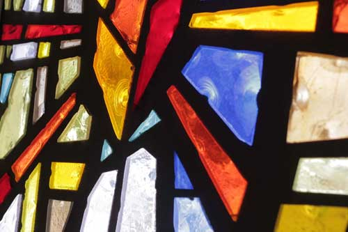 St.James United Methodist Church Stained Glass