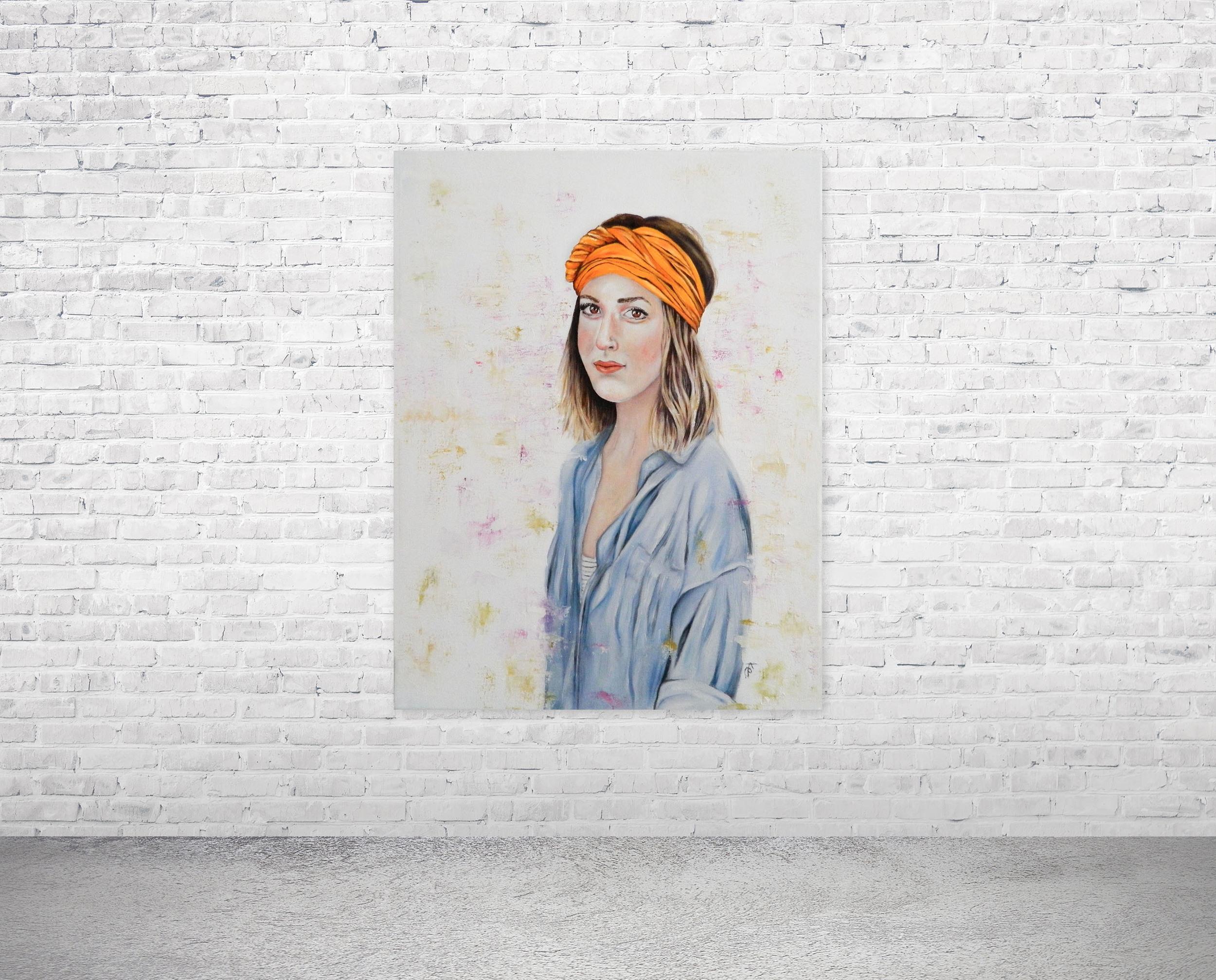 Portrait, Erin