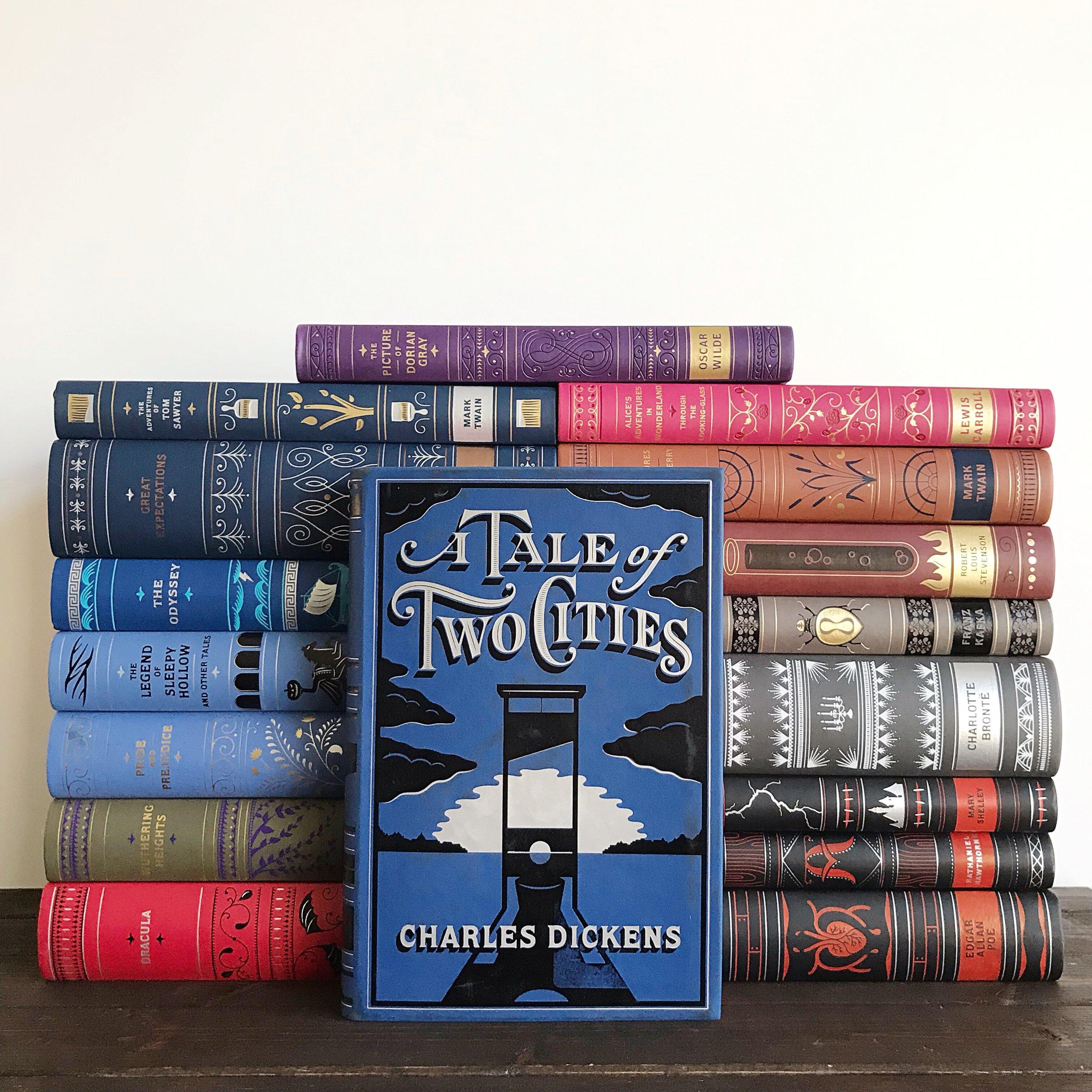 Barnes & Noble Softcover Classics -