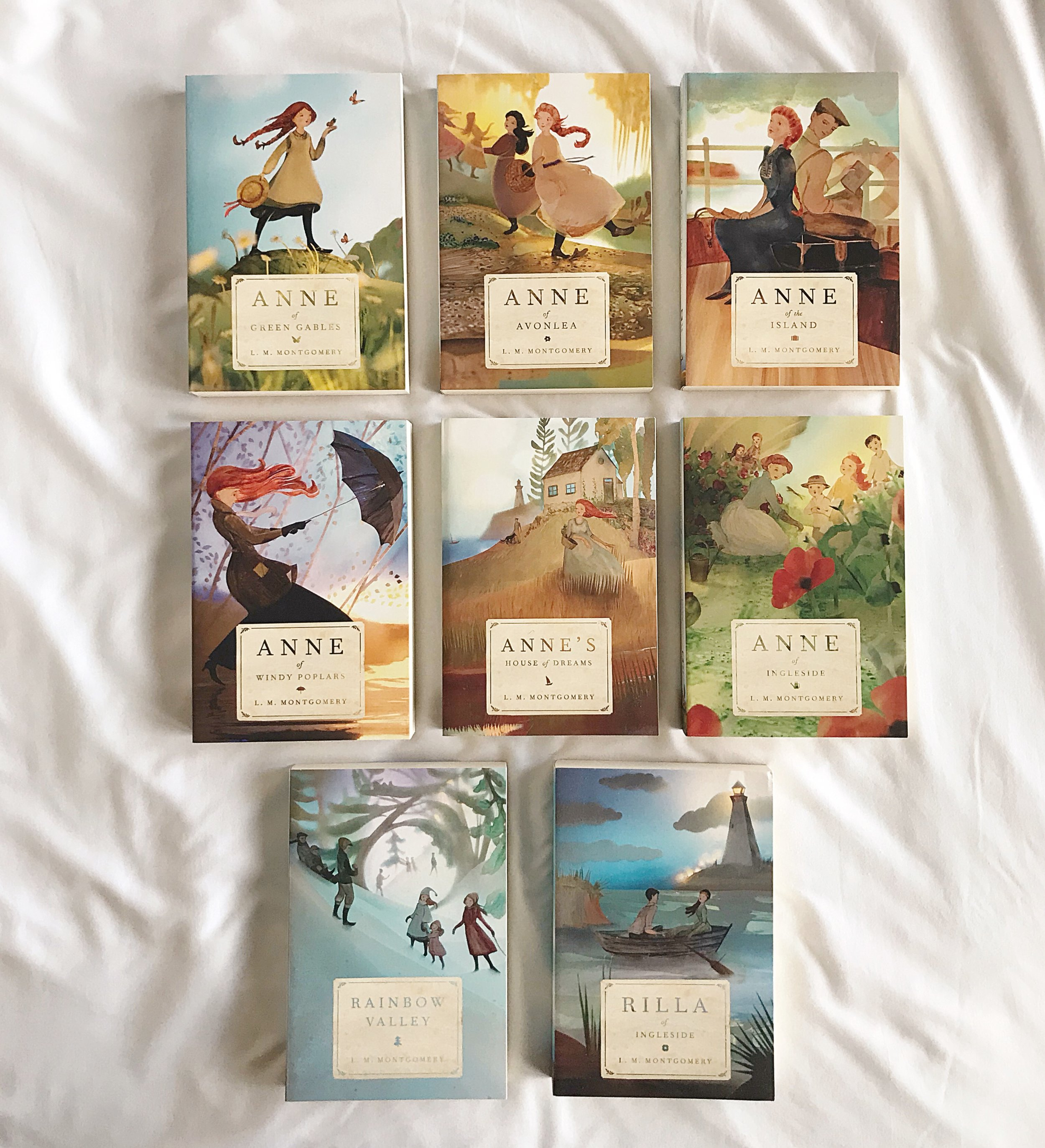 Tundra Books Anne of Green Gables Set -