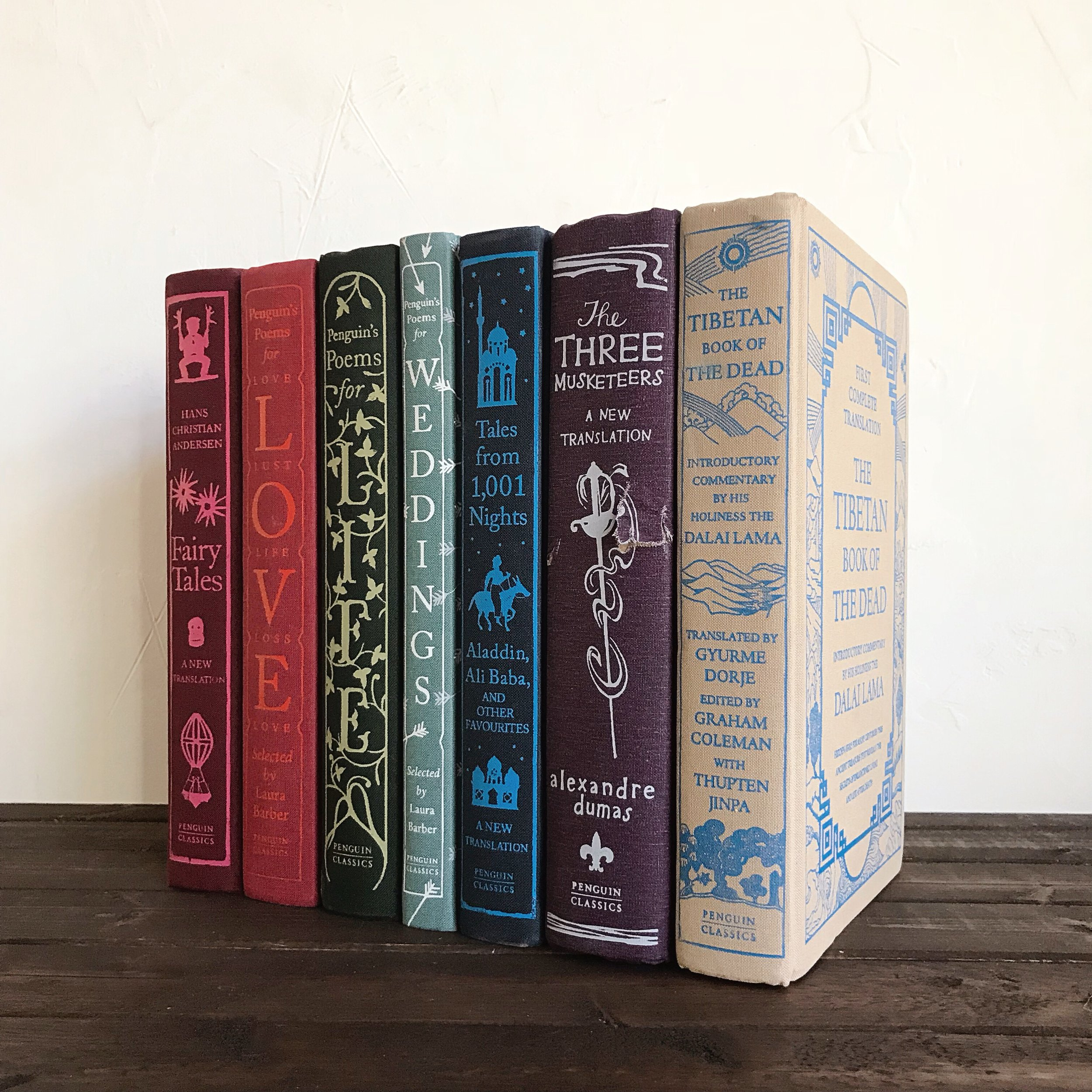 Original Penguin Clothbound Classics -