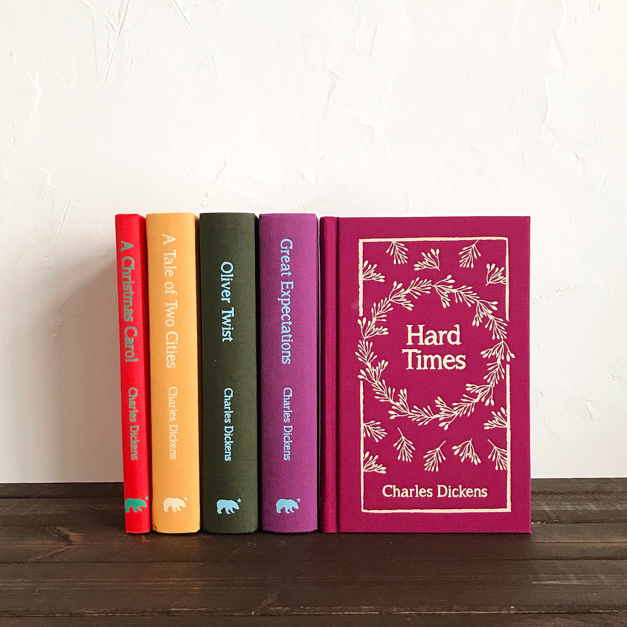 Arcturus Charles Dickens Boxed Set -