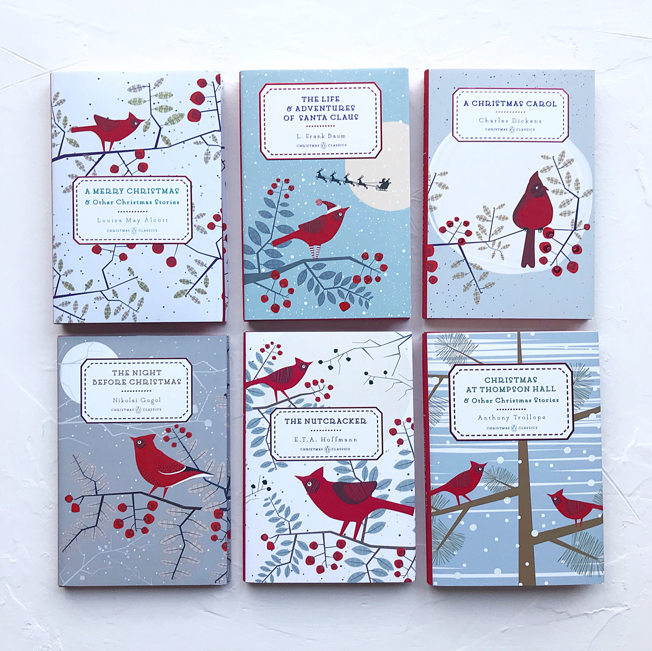 Penguin Christmas Classics -