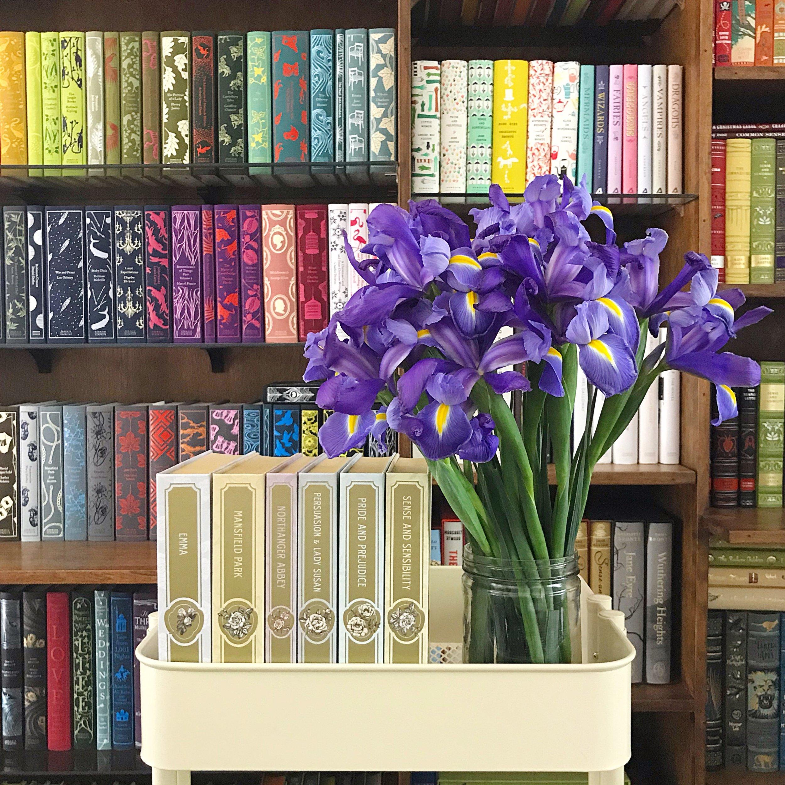 The Jane Austen Heirloom Collection.JPG