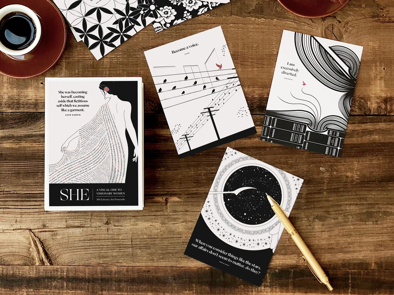 Obvious State - Visionary words, visually reimagined.