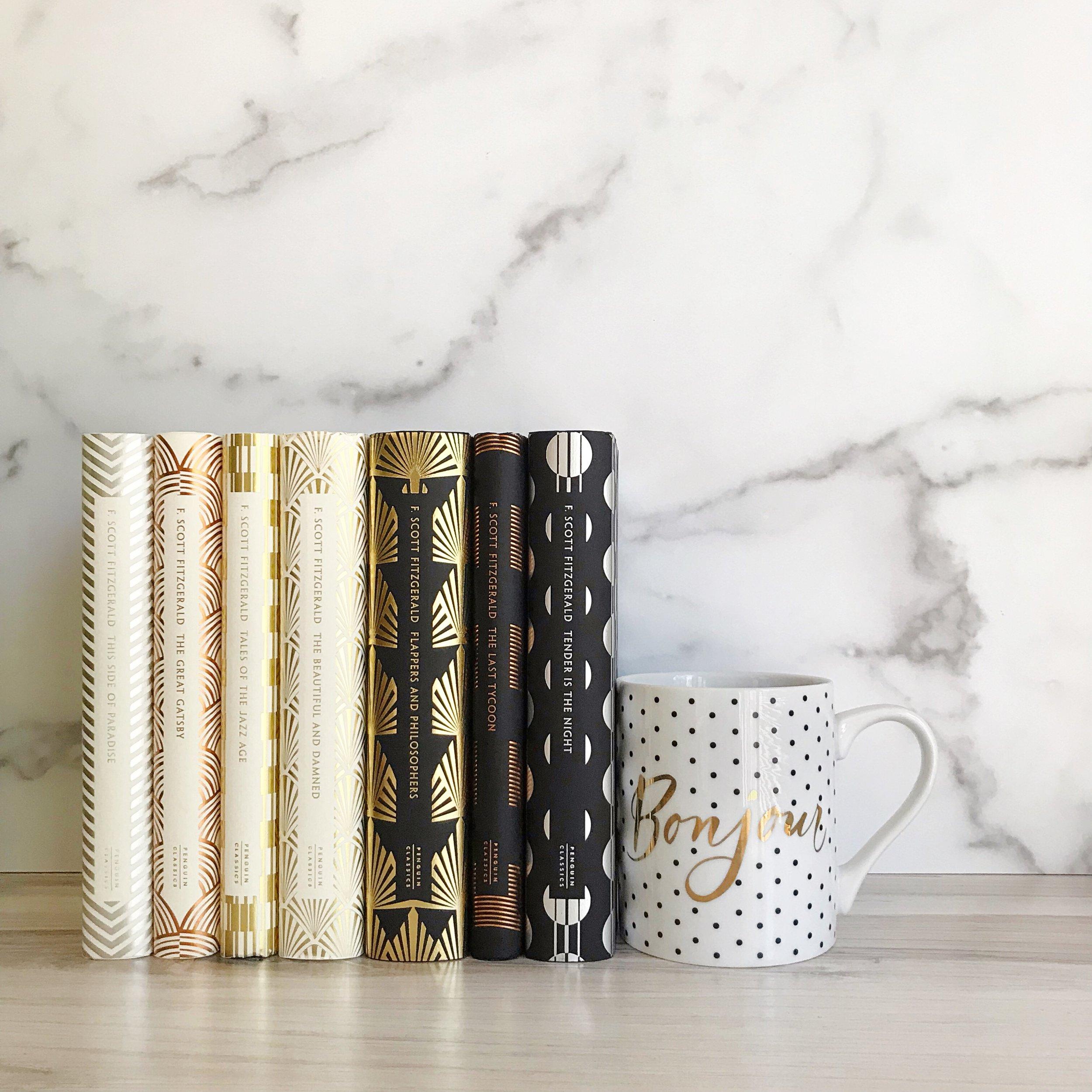 Penguin F. Scott Fitzgerald Hardback Collection -