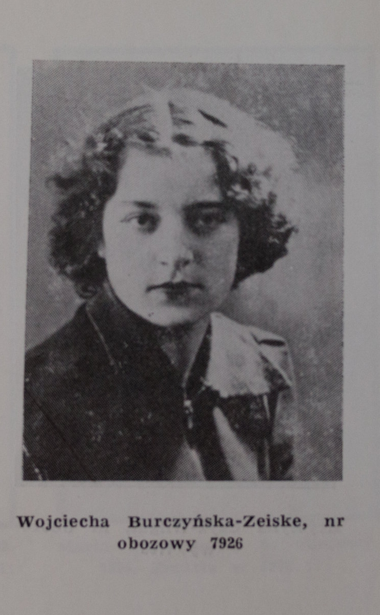 Wojciecha as a young woman