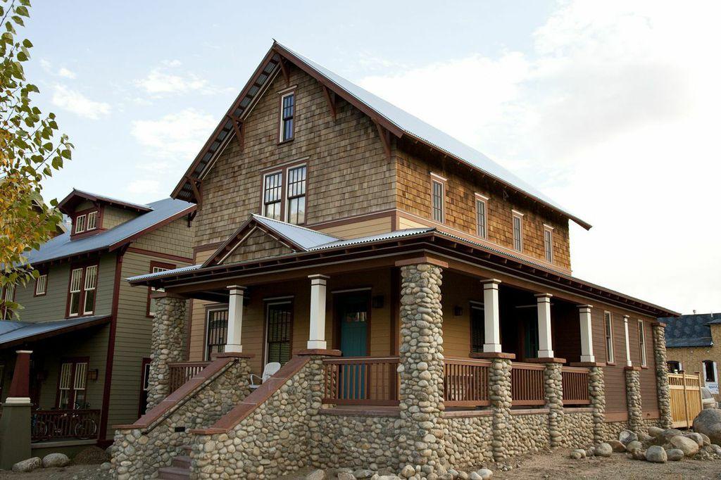 Baird House South Main Neighborhood Buena Vista, Colorado