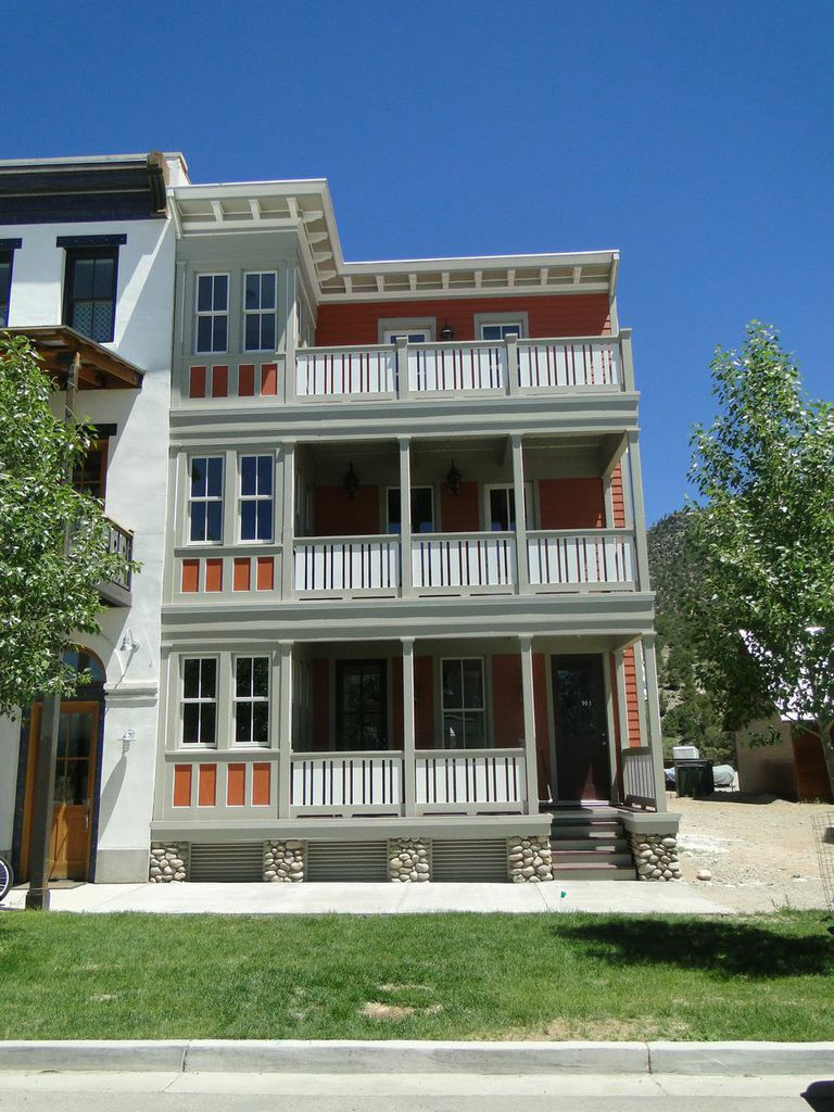 Bettorf House & Flat South Main Neighborhood Buena Vista, Colorado