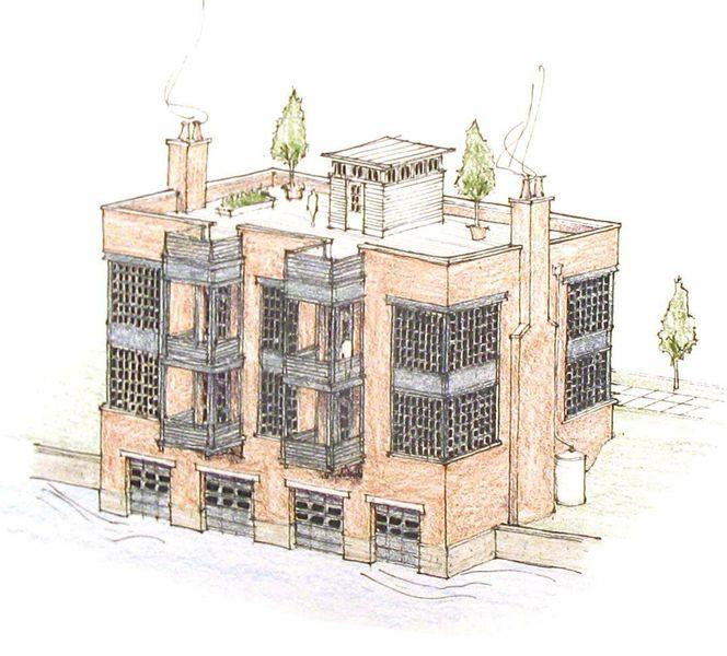Nashville, Tennessee H2O District Town Planning & Urban Design Collaborative