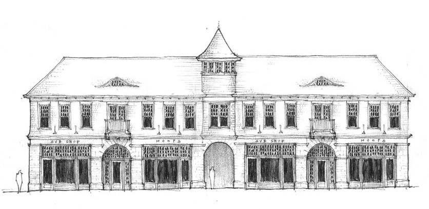 Bowling Green, Kentucky Block 12 Master Plan & Smart Code Town Planning & Urban Design Collaborative