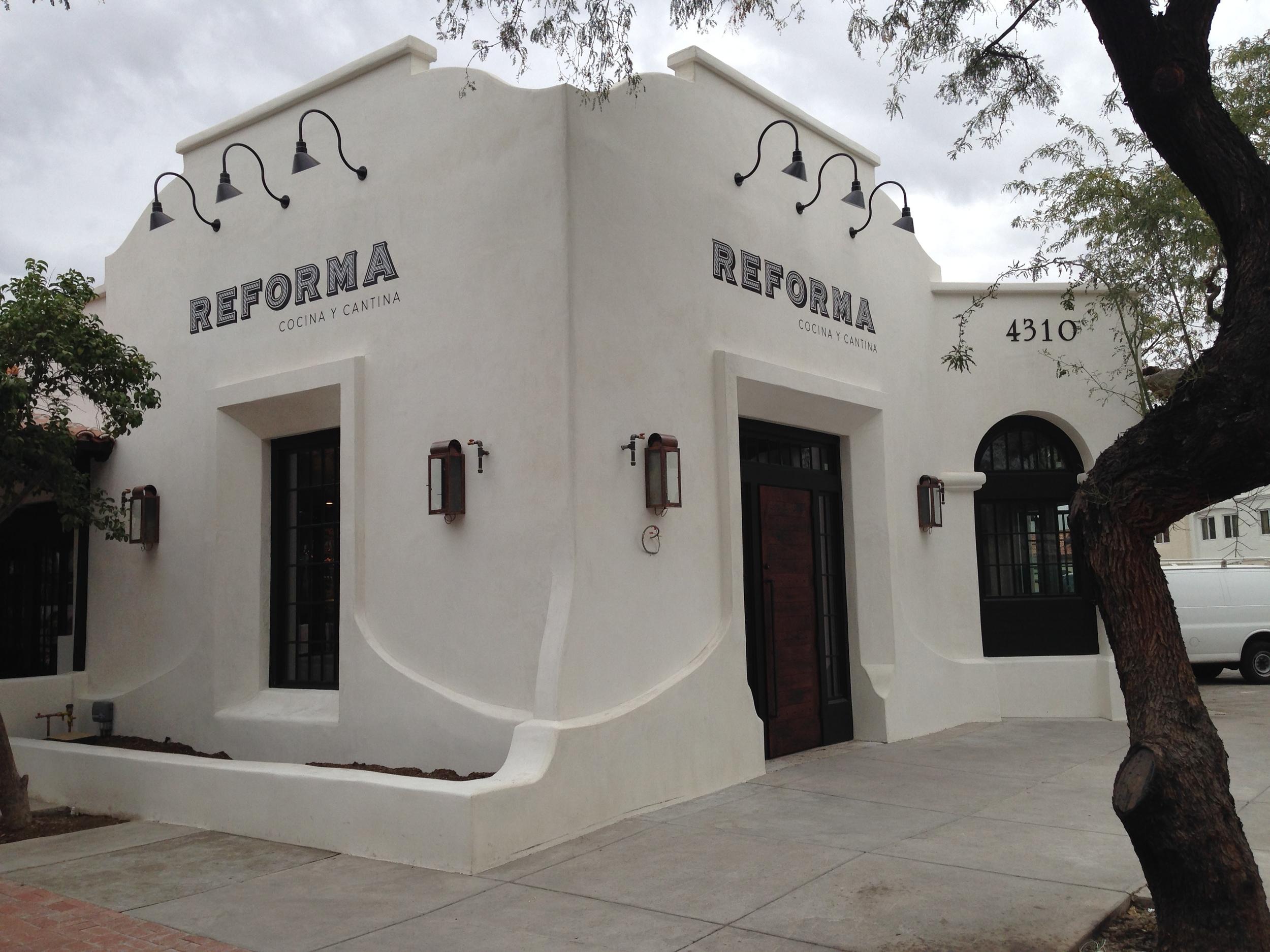 Reforma St. Philips Plaza Tucson, Arizona