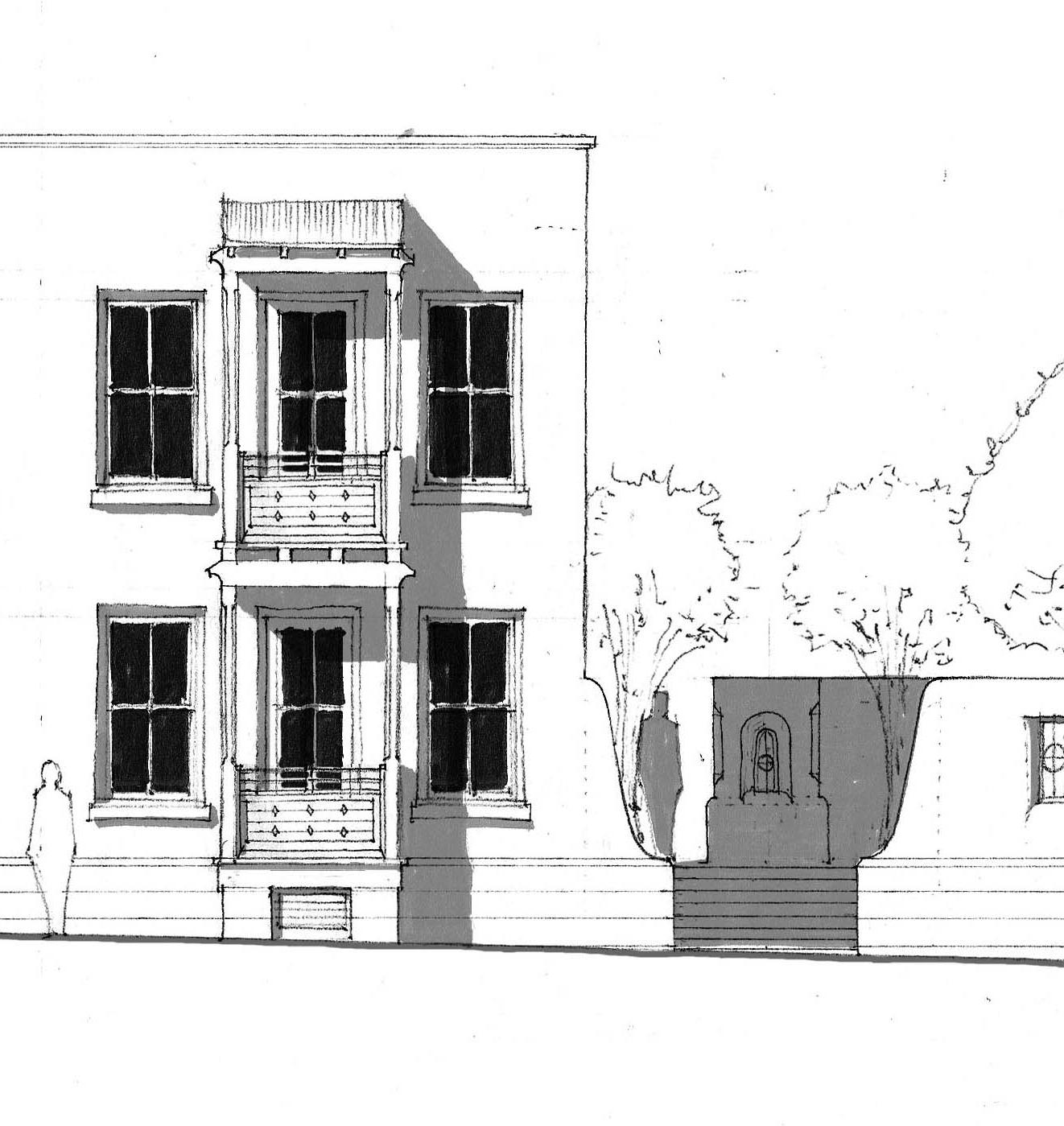 Condo Complex 8-Plex South Main Neighborhood