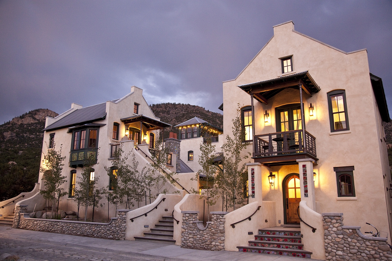 Selby House South Main Neighborhood Buena Vista, Colorado