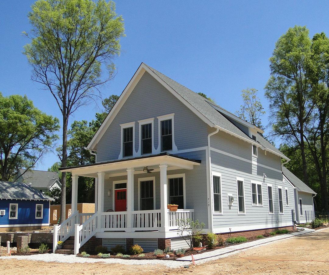 DeGrauw House Carnegie Mews Neighborhood Davidson, North Carolina