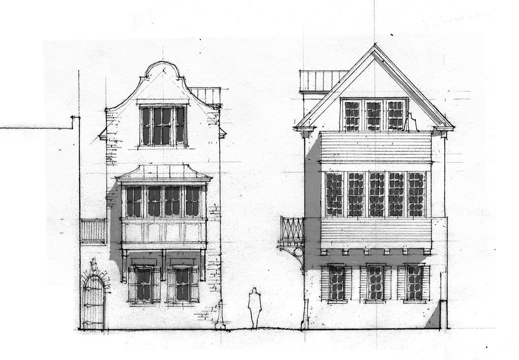 Earl's Court  Concept Residential- The I'on Group – Mt. Pleasant SC