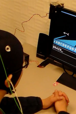 EEG-based brain-computer interface