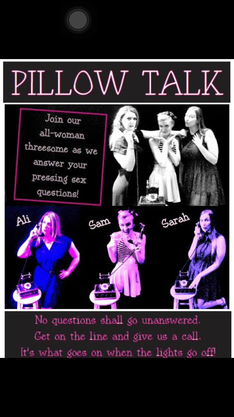 In this all female, Q&A show, the hosts answer your delicate sex questions to the best of their sexual abilities.    These Vagina Vixens are out to get you all the fixings!