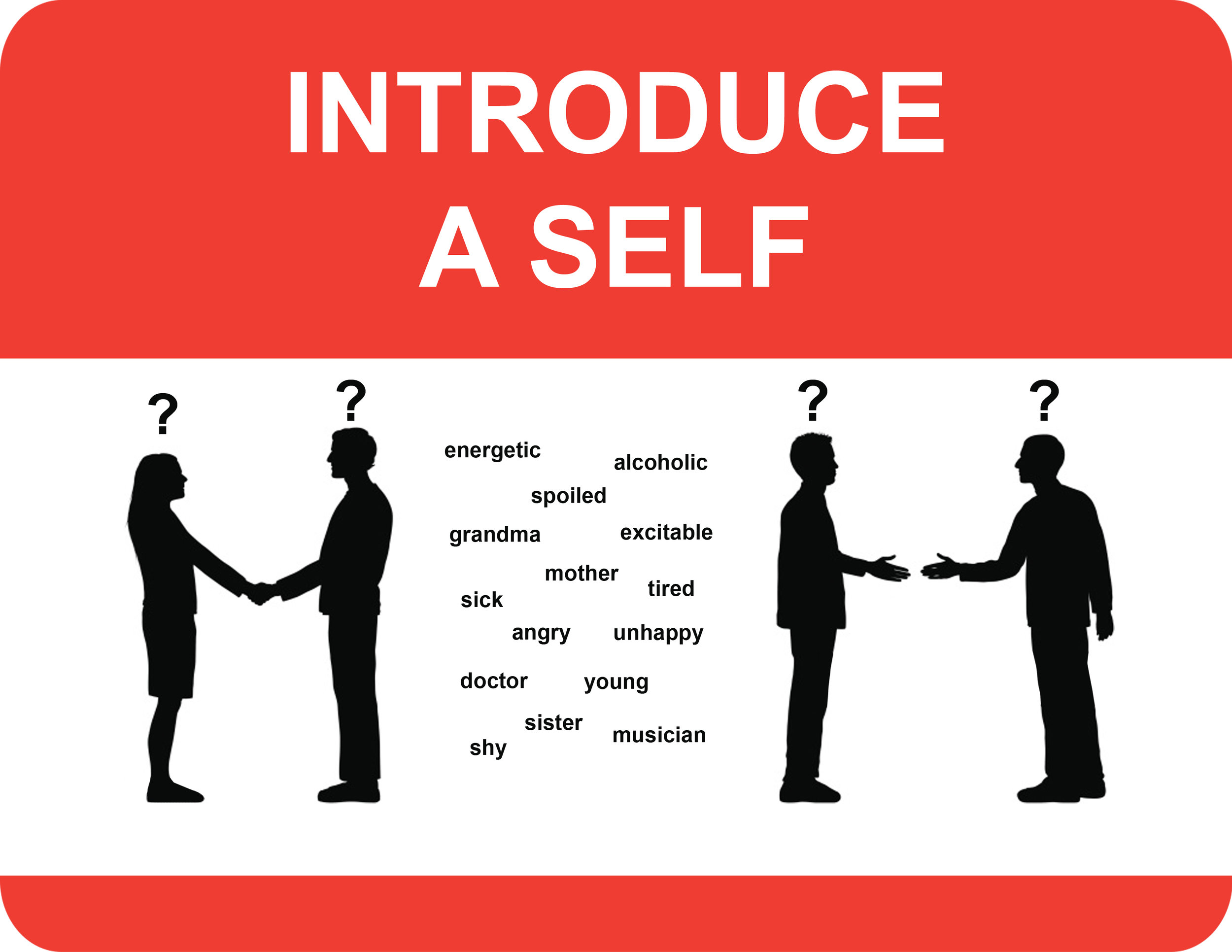 In Introduce A Self, rotating HIT performers create a cast of engaging characters and draw you into their world. Meet fascinating new imaginary people in this hour-long character-based show!  $5 per show, or only $10 buys you an entire night of laughs. BYOB!!