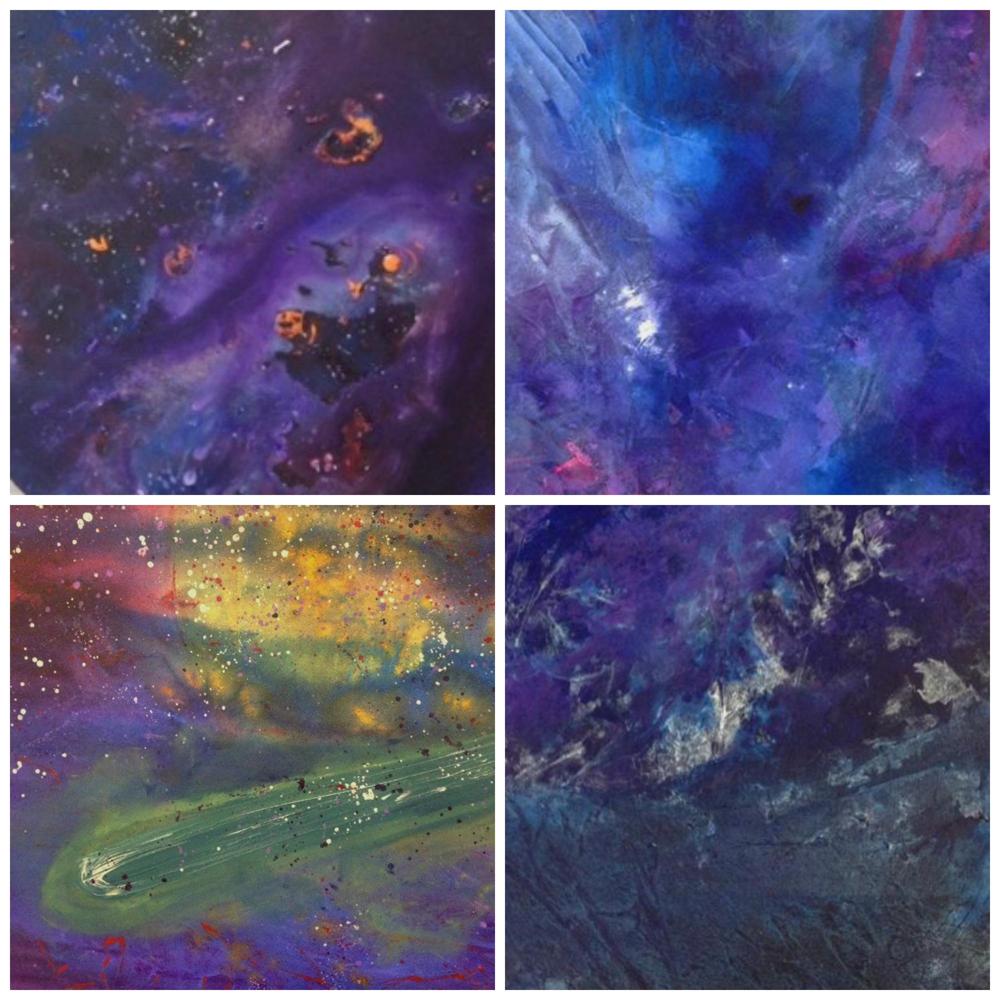 Cosmic Paintings