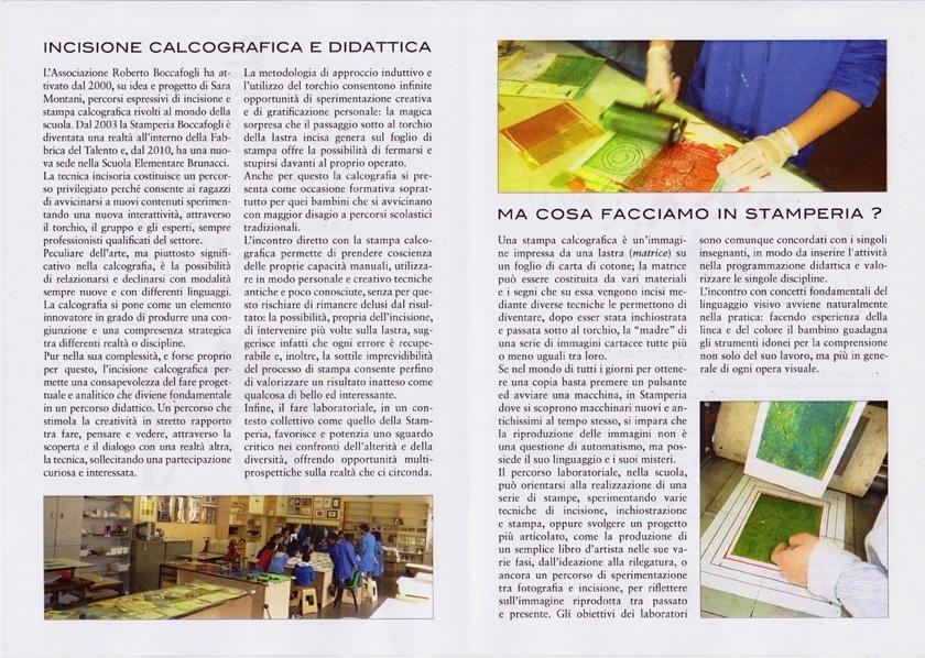 laboratori di incisione per bambini leggero