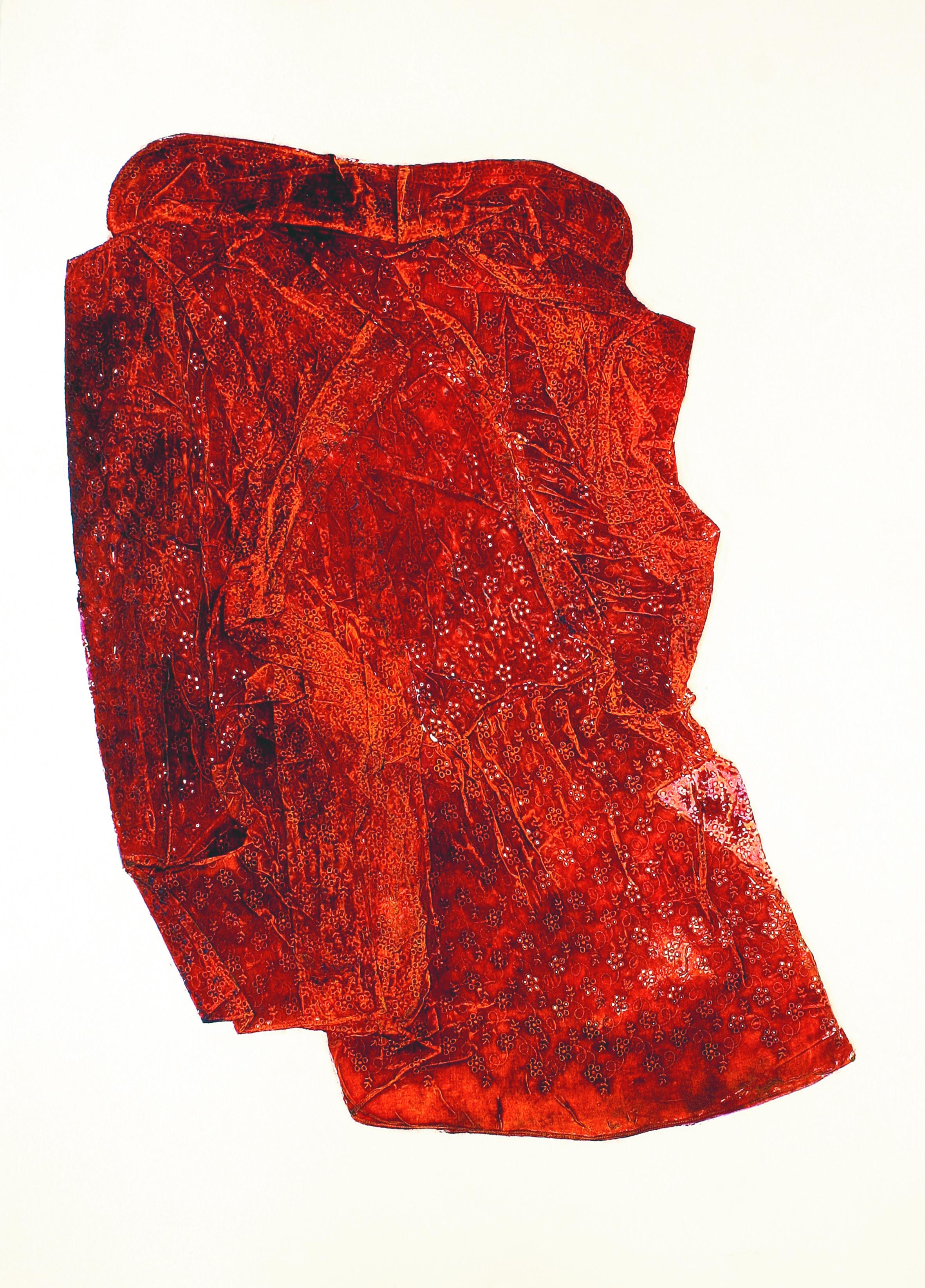 Velluto, 2005 - Collografia cm60x80.jpg