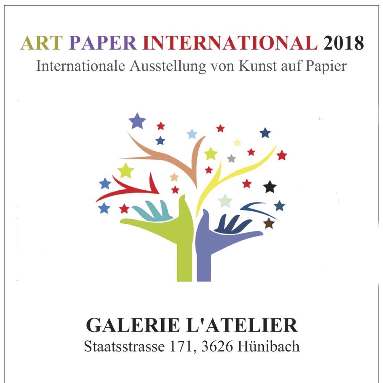 Art Paper International 2018