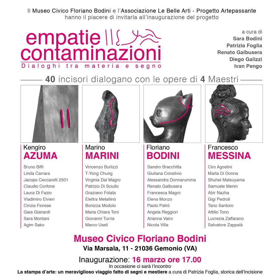 Empatie / Contaminazioni - Gemonio