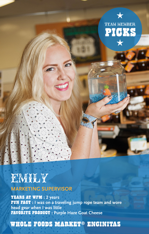 Emily of Encinitas Whole Foods. san diego advertising photographer, san diego advertising photography, southern California advertising photographer, California advertising photographer