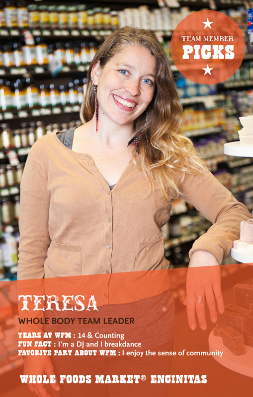 Teresa of Encinitas Whole Foods. san diego advertising photographer, san diego advertising photography, southern California advertising photographer, California advertising photographer