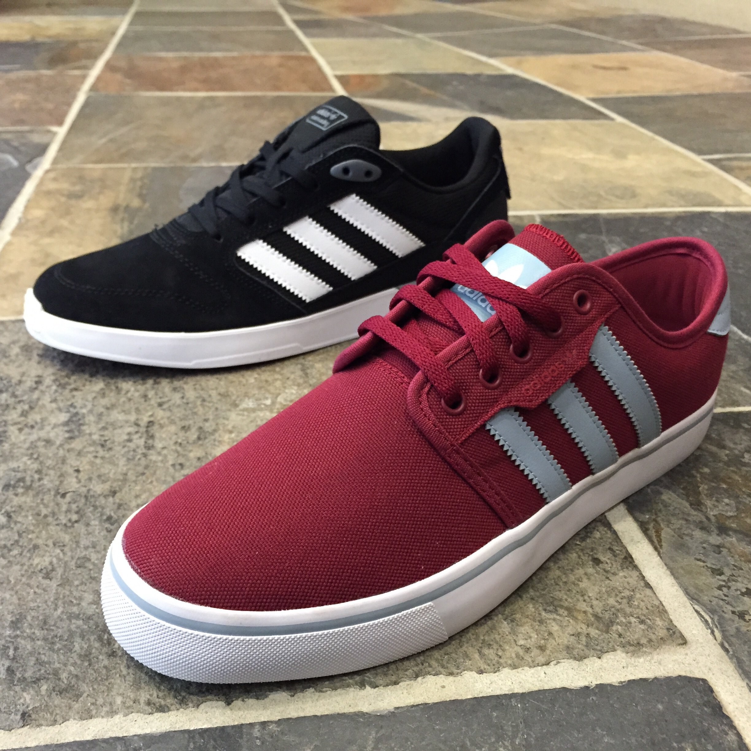 A new Seeley and ZX Vulc for the dudes.