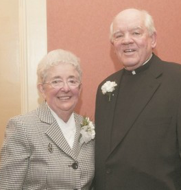 Our Founders - Sister Angela Daniels and Father Daniel Trainor