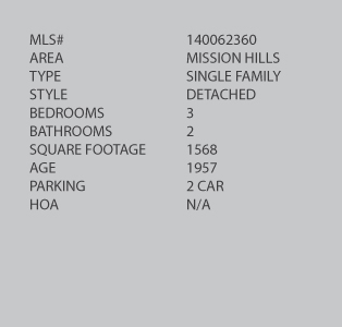 MLS INFO